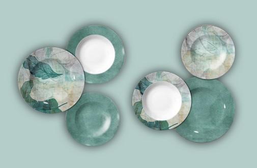 Saturnia porcellane favara agrigento piatti piani e for Subito it agrigento arredamento e casalinghi